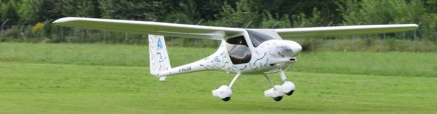 (Deutsch) Pipistrel Alpha Eletro